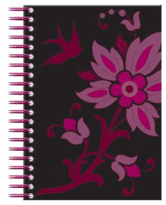 Notebook Cover © Sarah Paris. All rights reserved.
