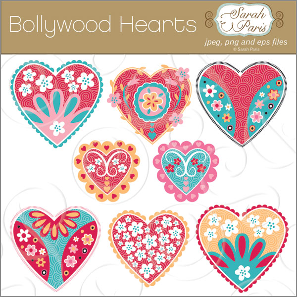 Bollywood Hearts