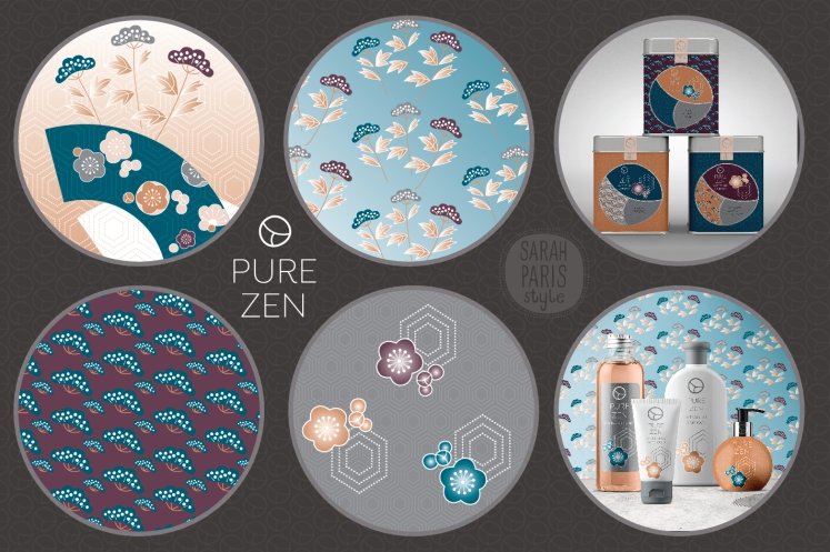 Pure Zen Collection