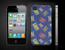 Retro Geometric iPhone Case