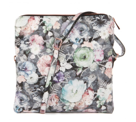 Mystic Rose Cross Body Bag